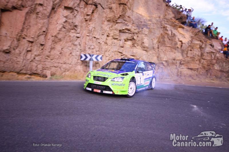 36º Rallye de Maspalomas 2009