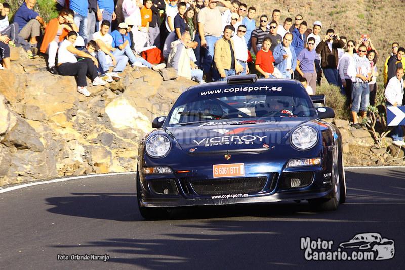 37º Rallye de Maspalomas 2010