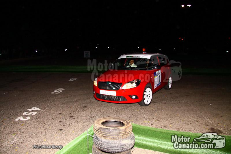 Rallye de Maspalomas 2011