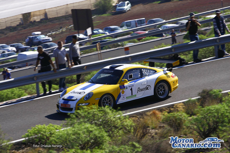 39º Rallye de Maspalomas 2012