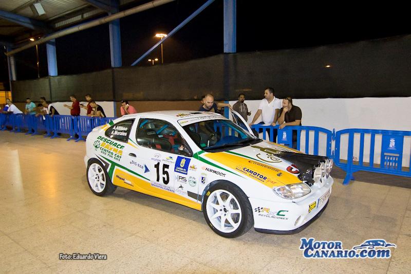 42º Rallye de Maspalomas 2015