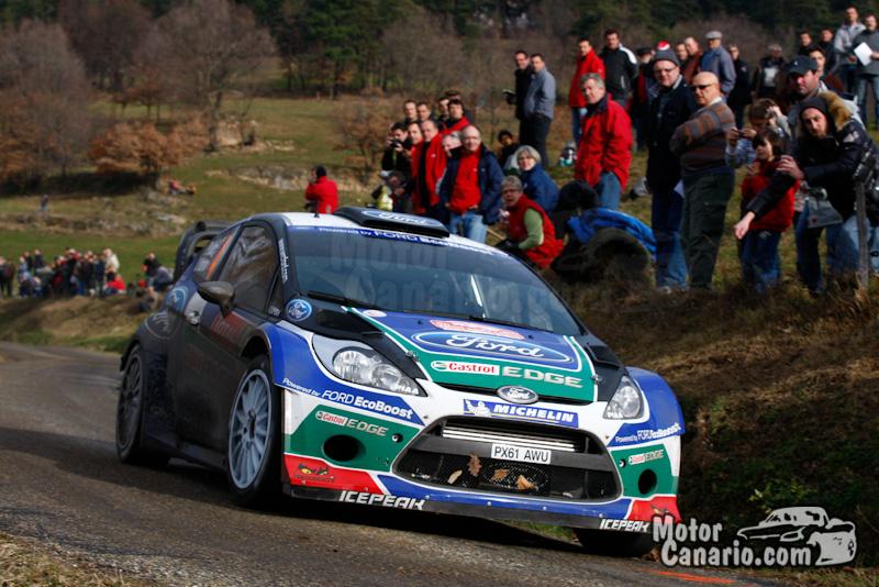 Rallye de Monte-Carlo 2012