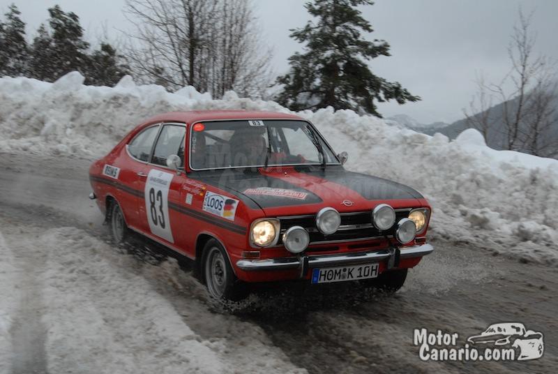 Rally Monte-Carlo Historique