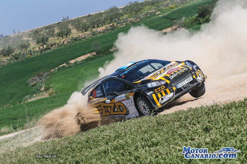 Rallye de Tierra Circuito de Navarra 2017
