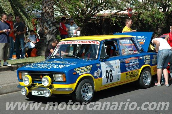 Rallye Palma Canaria Norte