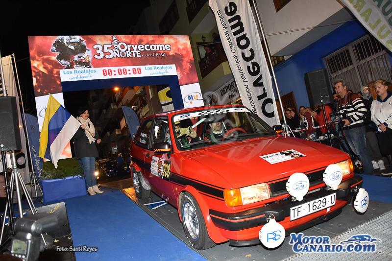 35º Rallye Norte 2019