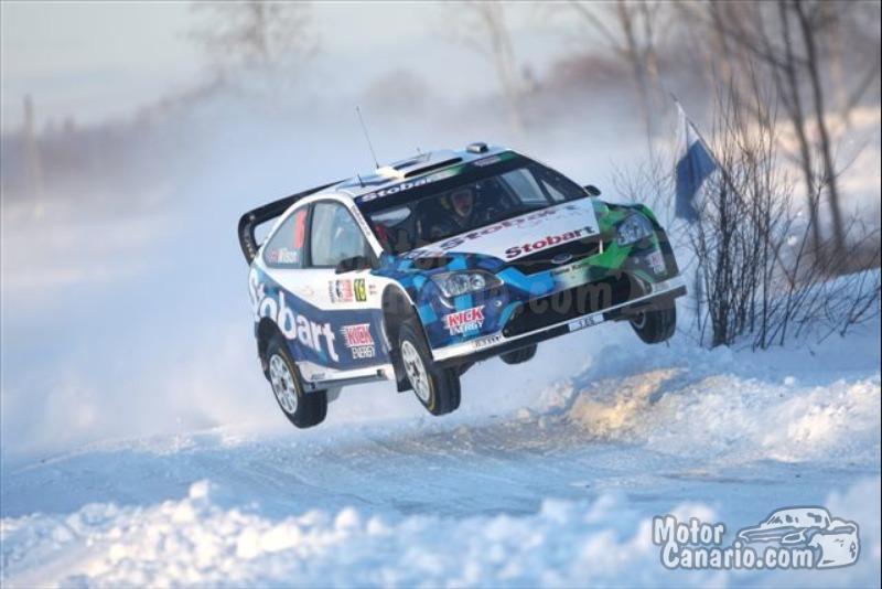 Rallye de Noruega WRC 2009
