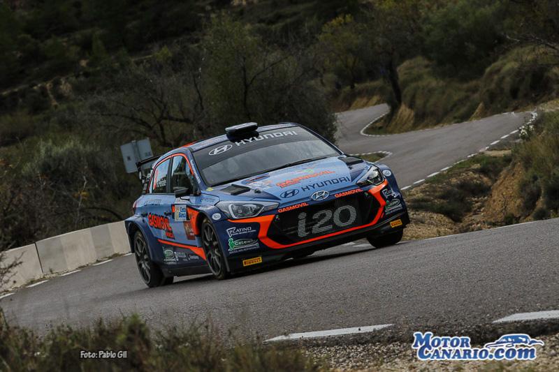 24 Rallye La Nucía-Mediterráneo 2018