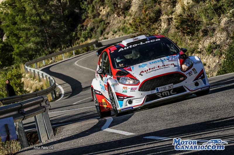 Rallye La Nucía-Mediterráneo Trofeo Costa Blanca 2019