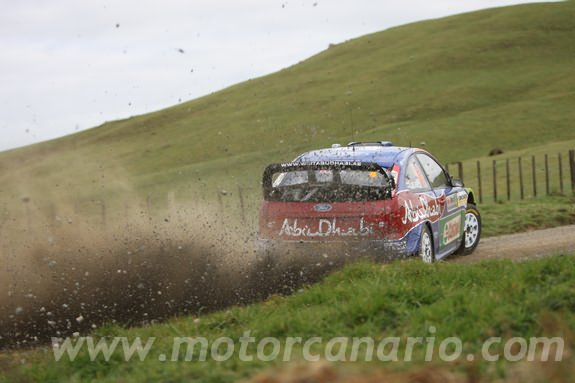 WRC Nueva Zelanda