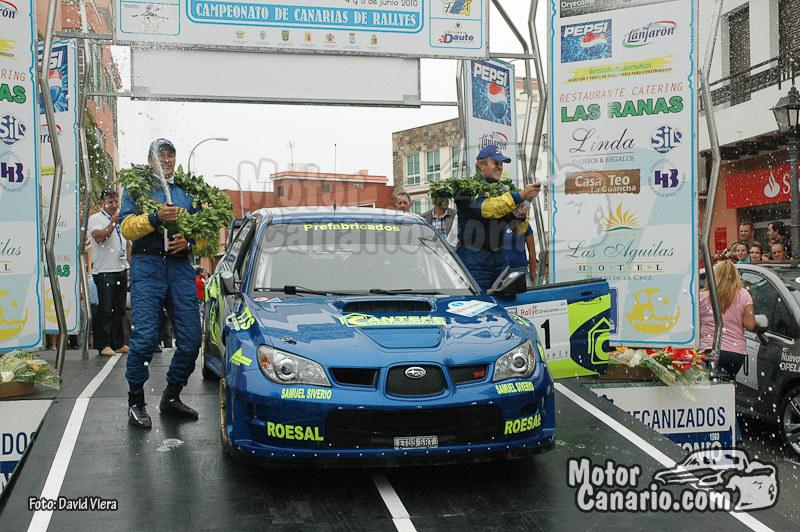 26º Rallye Orvecame Norte (Entrega de Trofeos)