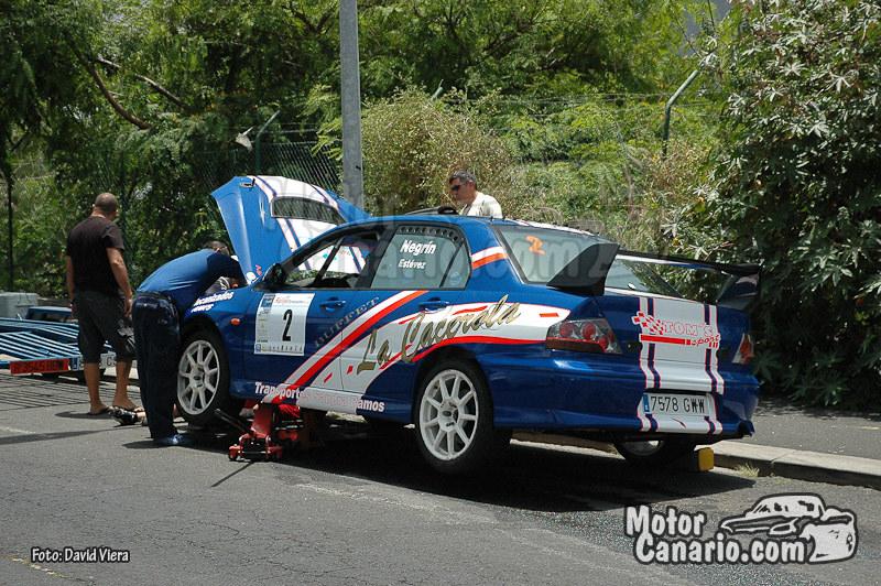 26º Rallye Orvecame Norte (Verificaciones)