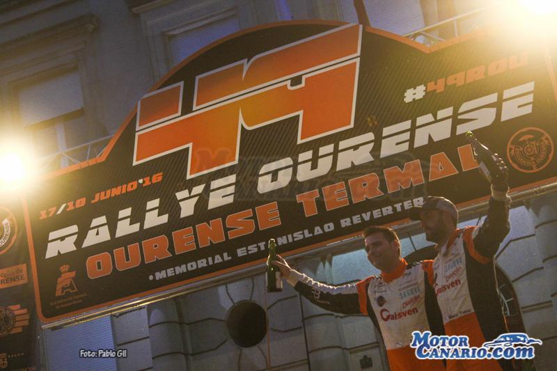 45º Rallye de Ourense 2016