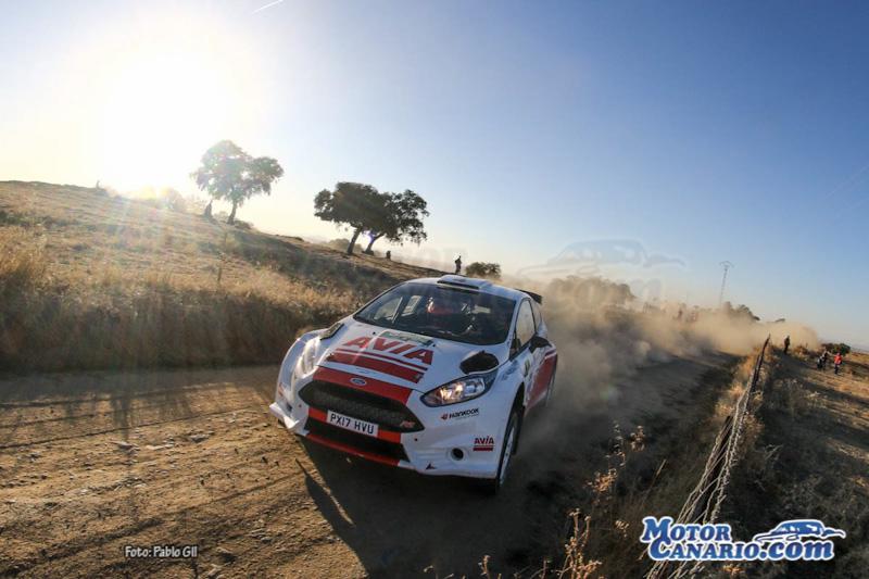 Rallye de Tierra de Pozoblanco 2017