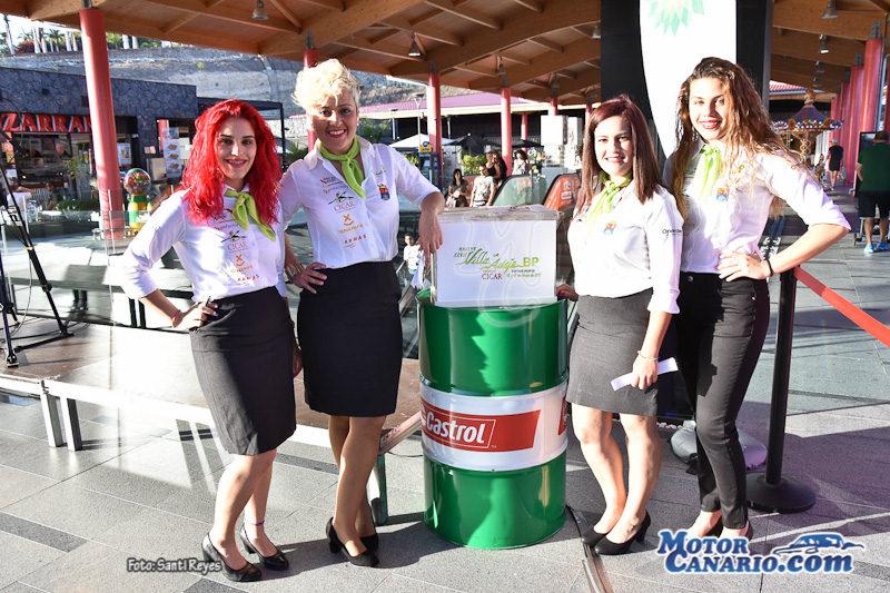 Presentación Rallye Villa de Adeje 2017