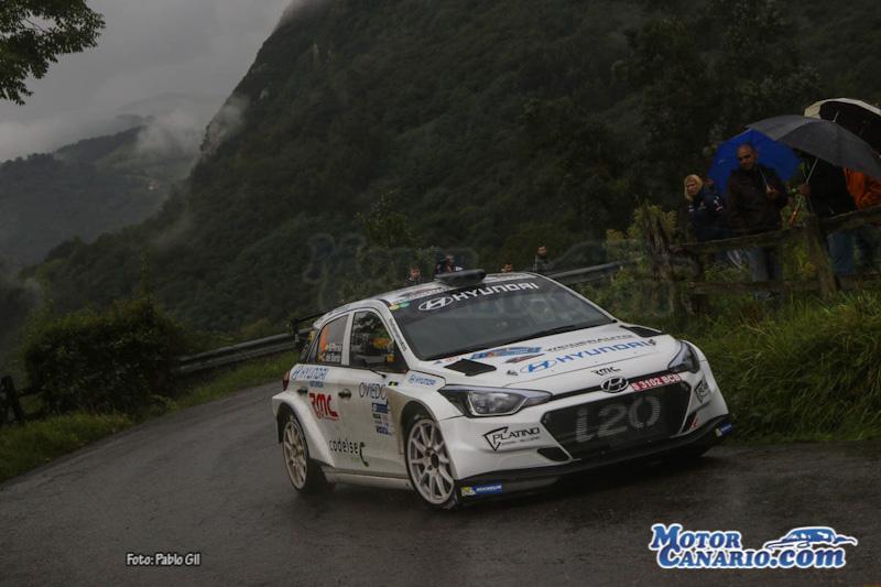 Rallye Princesa de Asturias 2017