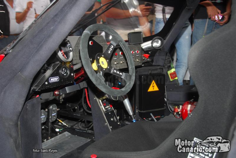 Presentación del Vehículo Proto de José Miguel García