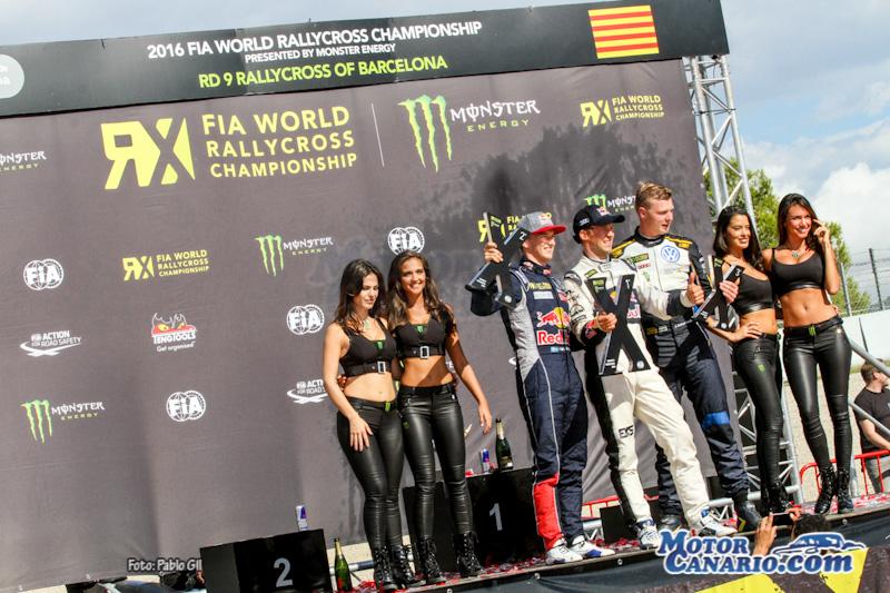 Rallycross Barcelona 2016