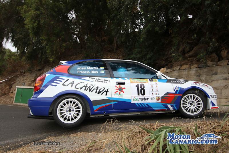 III Rallye Comarca Norte Gran Canaria 2017