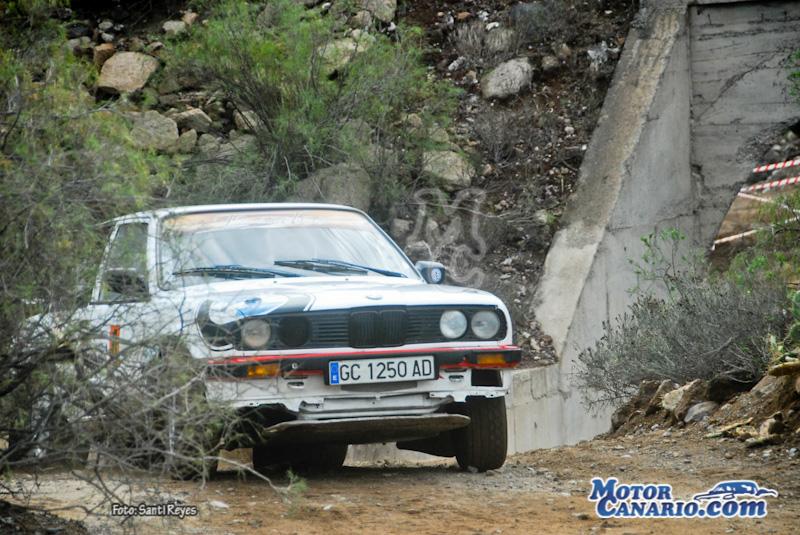 XIII Rallye de Tierra Isla Tenerife 2015