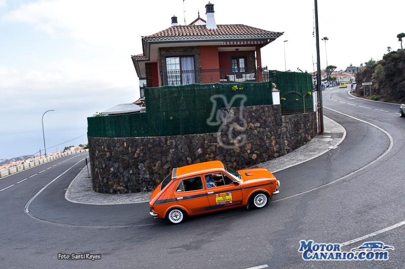 I Rallye Legend Santa Úrsula 2018