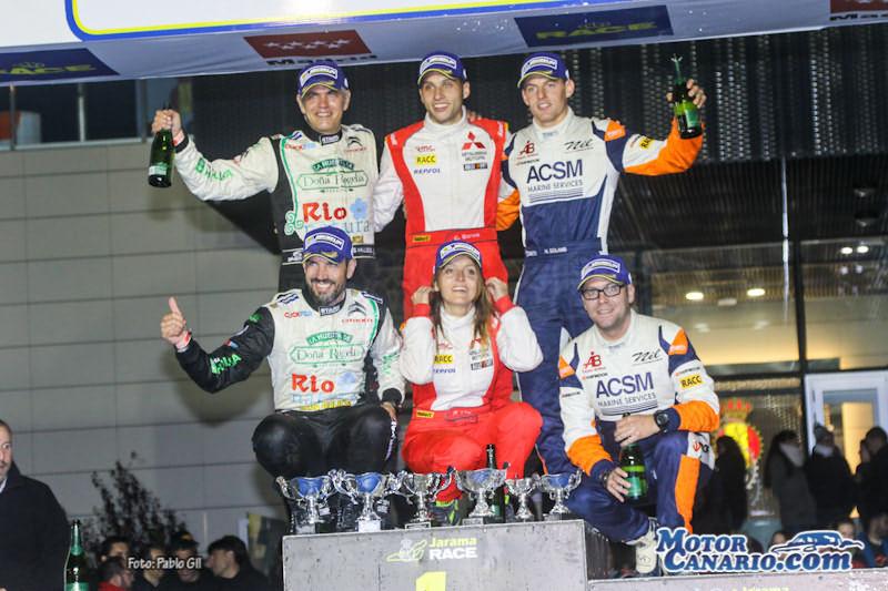 Rallye de Madrid 2016