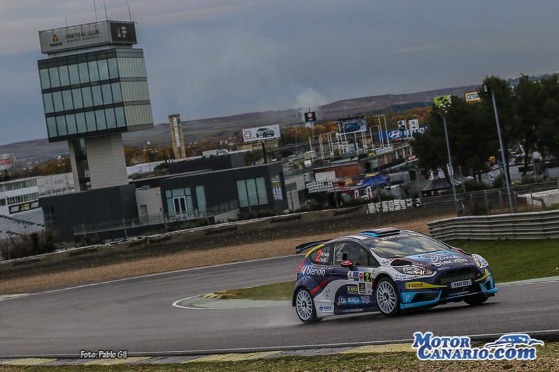 Rallye RACE Madrid 2018
