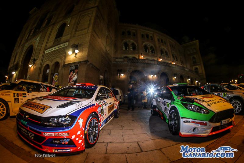 Rallye de Madrid 2019