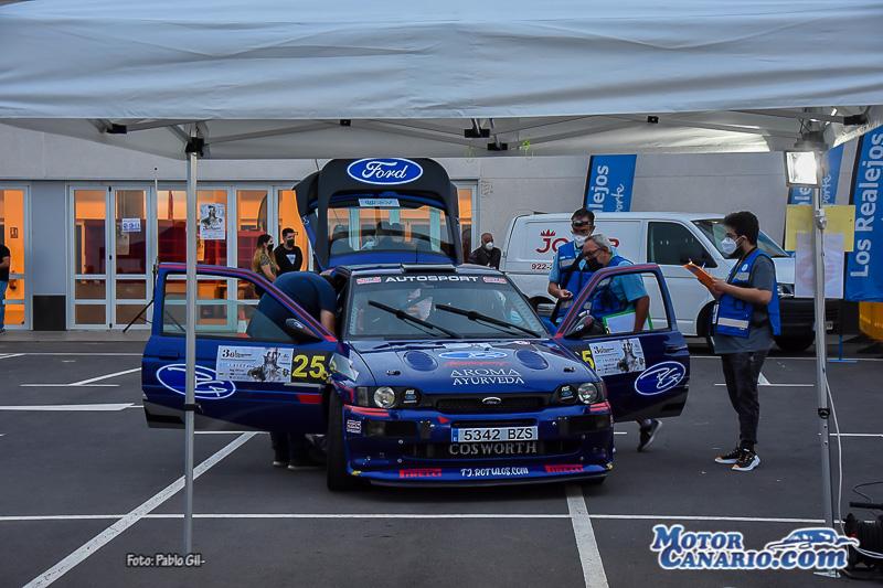 Rallye Orvecame Norte 2020