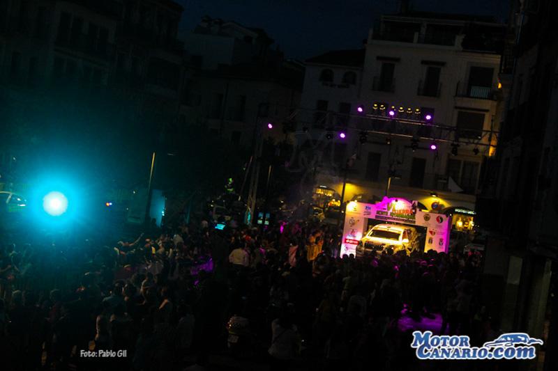 VI Rallye Tierra Norte Extremadura 2015