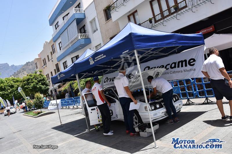 Rallye Senderos de La Palma 2017