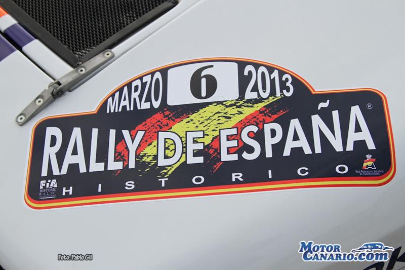 Rally de España Histórico 2013