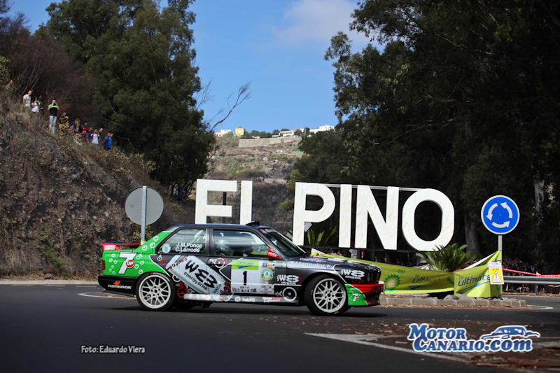 Rallye Villa de Teror 2014