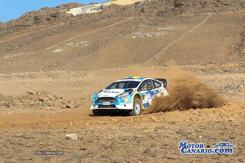 Rallye de Tierra de Gran Canaria 2018