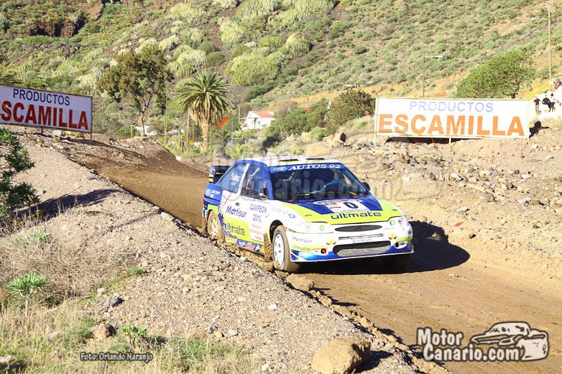 Rally Fórmula de Navidad 2010.