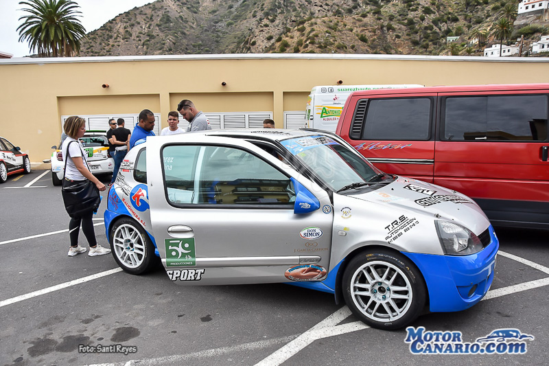 II Rallysprint de La Gomera 2019