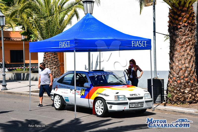 I Rallysprint Tejina Tegueste 2021