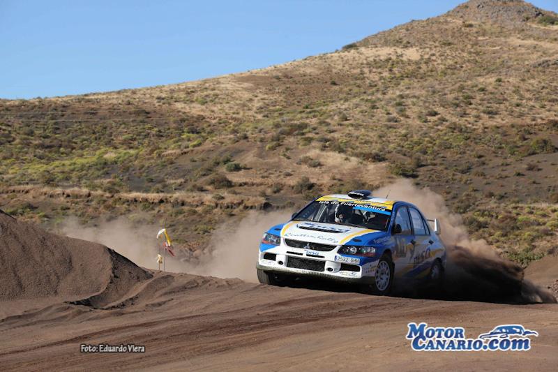Rallye de Tierra Gran Canaria 2015