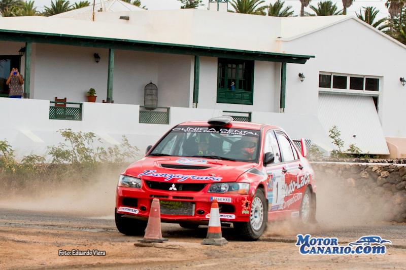 Rallye de Tierra Isla de los Volcanes 2016