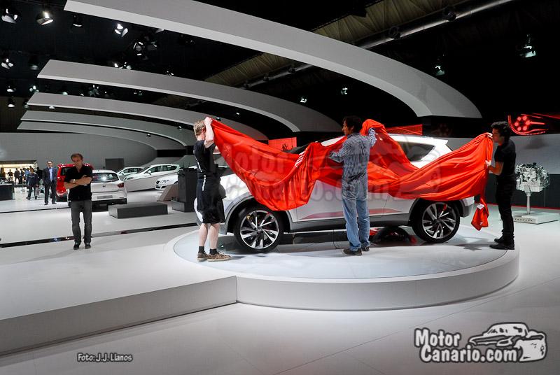Salón Internacional del Automóvil de Barcelona 2011