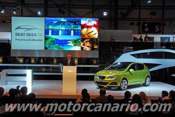 Salón Internacional del Automóvil de Madrid 2008