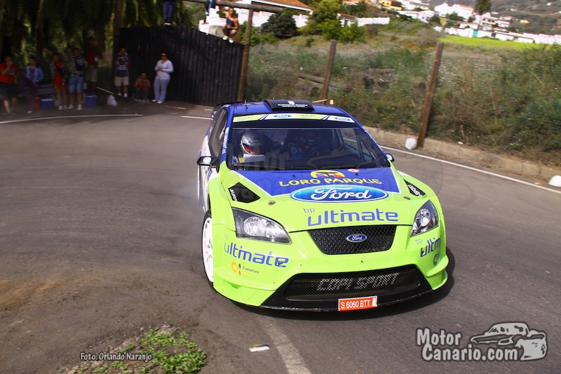 Rallye Villa de Santa Brígida 2010