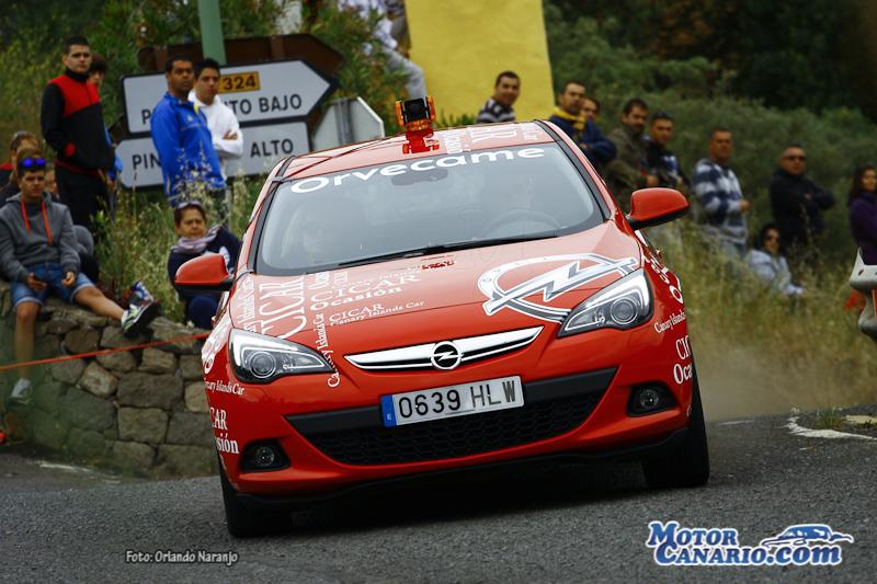 Rallye Villa de Santa Brígida 2013
