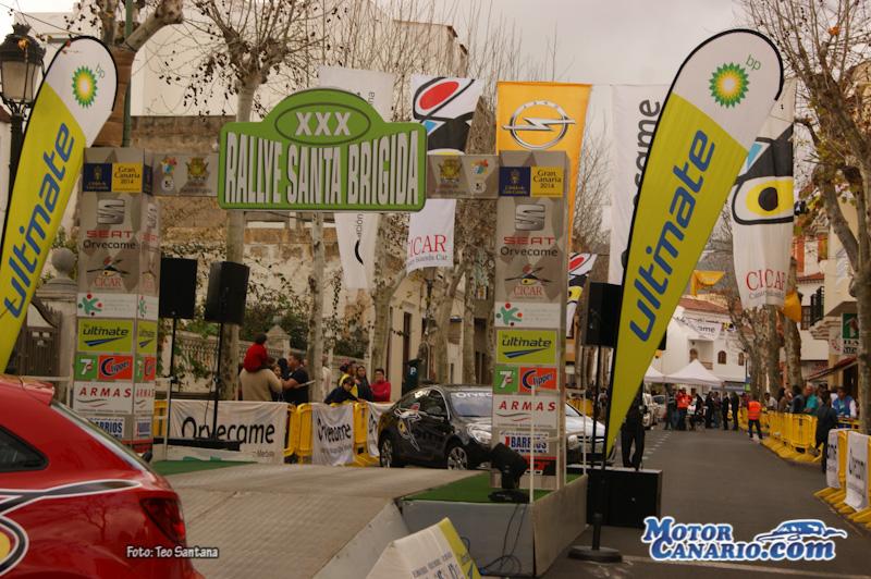 Rallye Villa de Santa Brígida 2014