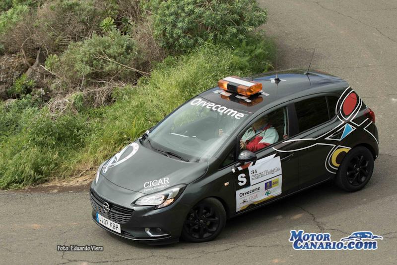 34º Rallye Villa de Santa Brígida 2019