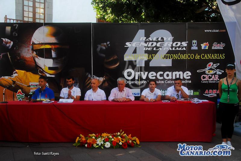 Rallye Senderos 2015 (Parte 1)