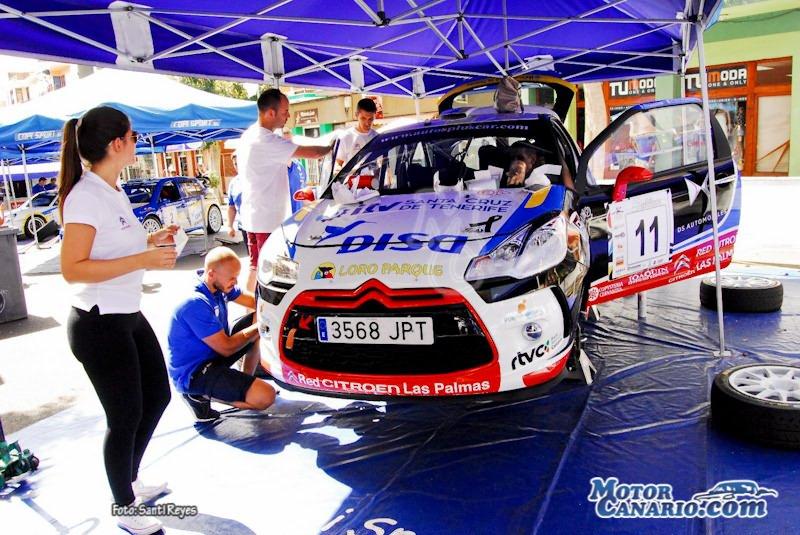 Rallye Senderos de La Palma 2016