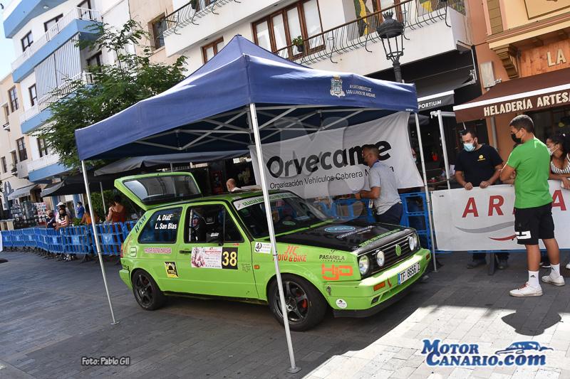 47º Rallye Senderos de La Palma 2021