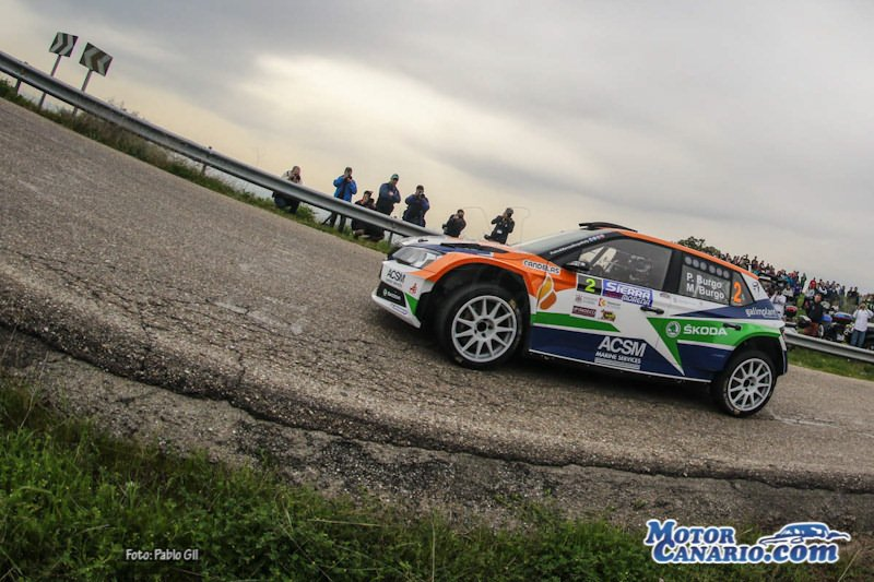 Rallye Sierra Morena 2017