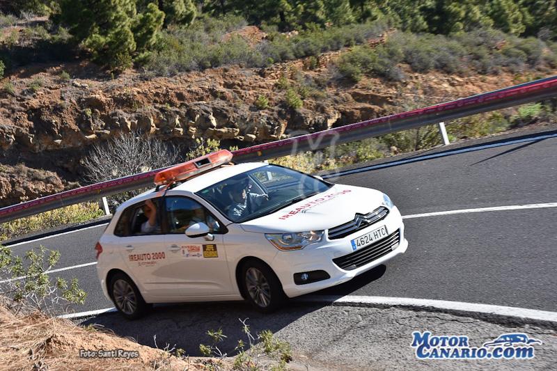 XIV Subida Los Loros Isla de Tenerife 2018
